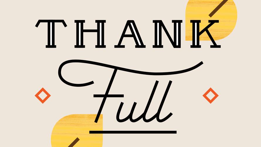 Thankfulness 2: Thankfulness & church